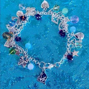 City Gypsies TM Giftcraft 2003 Charm bracelet